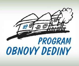 Program obnovy dediny 2020